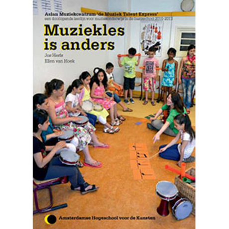 Muziekles is anders