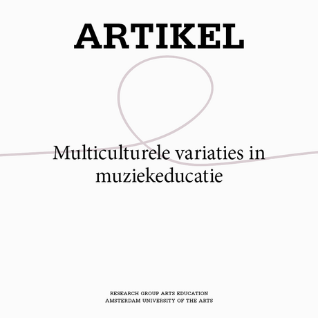 Multiculturele variaties in muziekeducatie