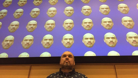 Jorge Lucero new Artist in Residence at the Arts Education research group
