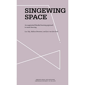 Singewing Space, an augmented blended-learning approach to music learning