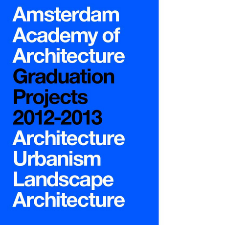 Graduation Projects 2012-2013