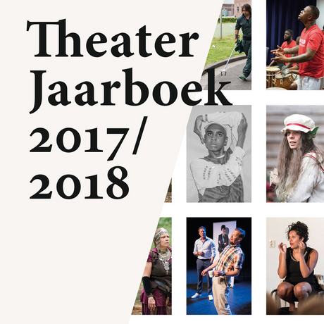 Theaterjaarboek 2017/2018 'off road' theater